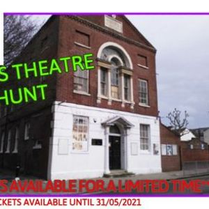 Groundlings Theatre Ghost Hunt
