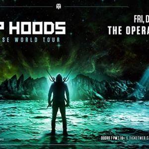 Hilltop Hoods at The Opera House  Dec 6