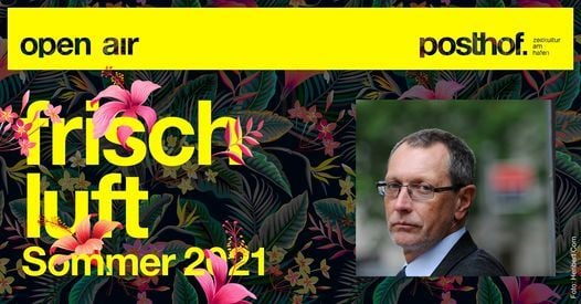 Konrad Paul Liessmann im LiteraturSalon: Alle Lust will Ewigkeit, 31 May   Event in Linz   AllEvents.in