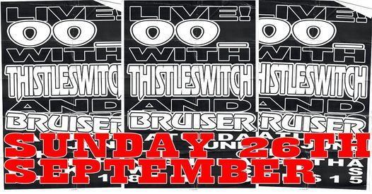 00_, BRUISER & THISTLESWITCH @ NIGHTHAWKS, 26 September   Event in South Yarra   AllEvents.in