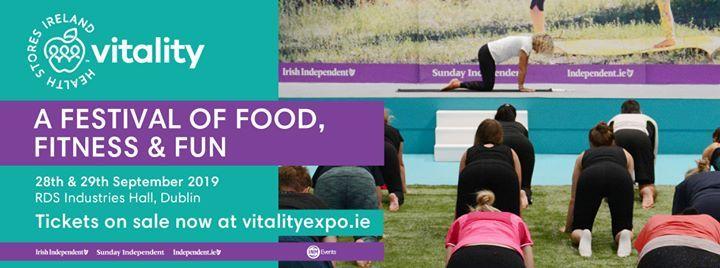 Jiminy and KidsNails.ie at Vitality Expo