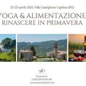 Yoga & Alimentazione rinascere in primavera