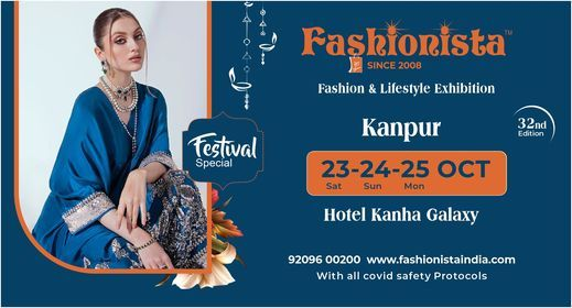 Fashionista Fashion & Lifestyle Exhibition - Kanpur, 4 May | Event in Kanpur | AllEvents.in