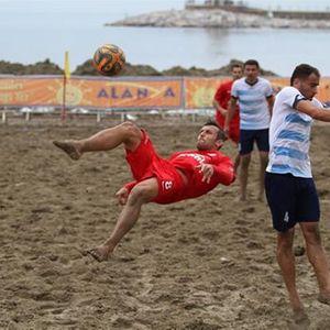 Plaj Futbolu Blge ampiyonas 2019