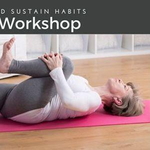Yoga workshop - establish and maintain a home yoga practice