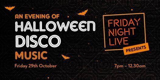 Halloween Disco, 29 October | Event in Fareham | AllEvents.in