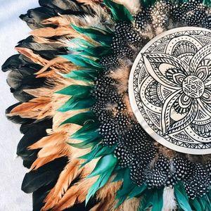 Feather Mandala Workshop