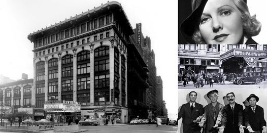 'The Lost Theaters of Broadway: An Upper West Side Story' Webinar | Online Event | AllEvents.in