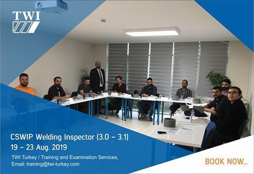 CSWIP Welding Inspection Training