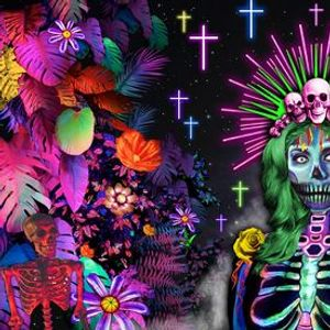 Festival of The Dead Paradise Apocalypse Glasgow  On Sale Now