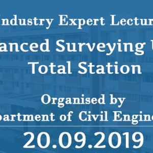 Industry Expert Lecture