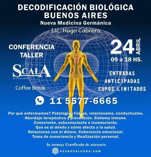 Conferencia-Taller Scala Hotel Buenos Aires, 24 April | Event in Buenos Aires | AllEvents.in