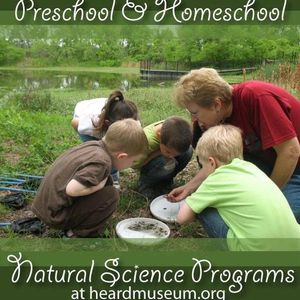 Homeschool Natural Science Programs Begin