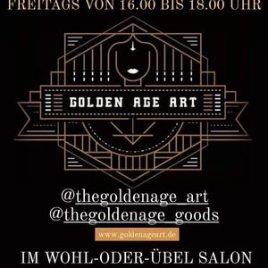 Golden Age Art im WOHL ODER BEL Salon