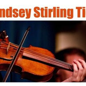 Lindsey Stirling Tickets Grand Junction CO Las Colonias Park
