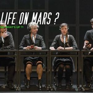 Is there life on Mars   Eden Charleroi