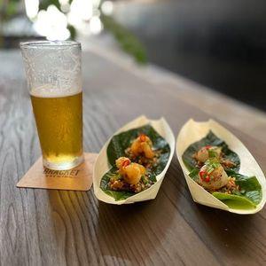 Thai Street food and Craft beer