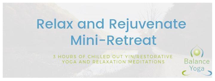 Yoga Mini-Reteat - December