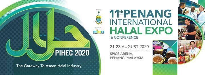 11th Penang International Halal Expo & Conference