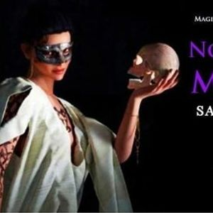 Noche de Brujas Mascarada