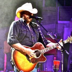 Toby Keith with Special Guests Laine Hardy and Waterloo Revival