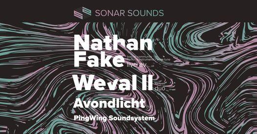 Nathan Fake • Weval II • Avondlicht • 'Sonar Sounds' • NIEUWE DATUM!   Event in Zedelgem   AllEvents.in