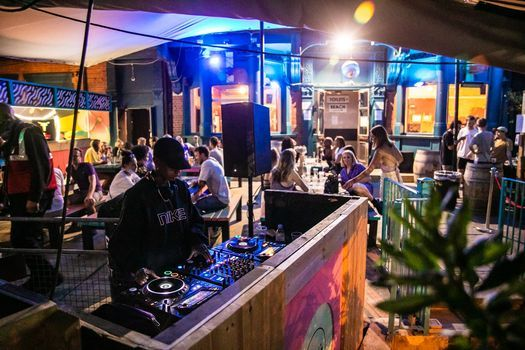 Saturday Evening Socials - DJs, Street Food, Cocktails, 1 May | Event in London | AllEvents.in