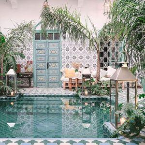 Soul on Fire Urban Yoga Retreat  Marrakech Morocco