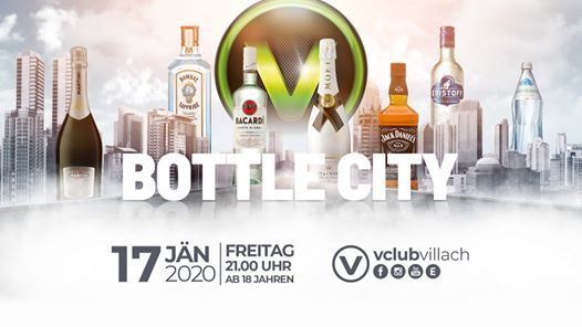 Welcome to Bottle City