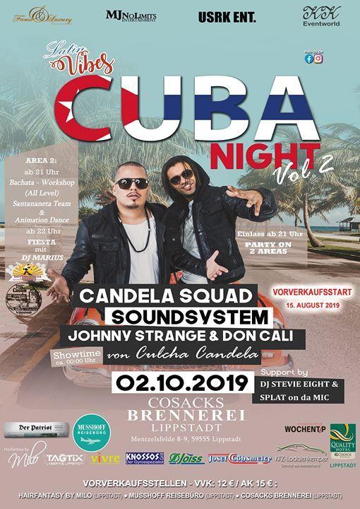 Latin Vibes - Cuba Night Vol.2
