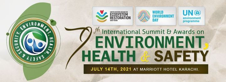 7th Annual Environment, Health & Safety (EHS)  Summit & Awards, 14 July | Event in Karachi | AllEvents.in