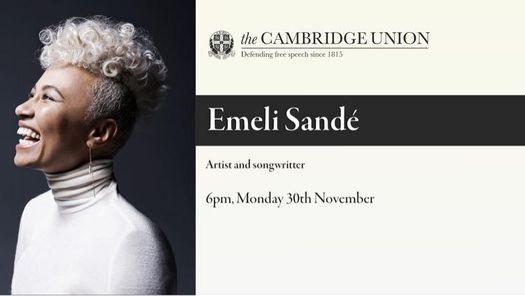 Emeli Sandé | Event in Cambridge | AllEvents.in