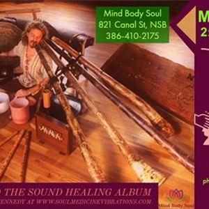 Kennedy Sound Healing Tour