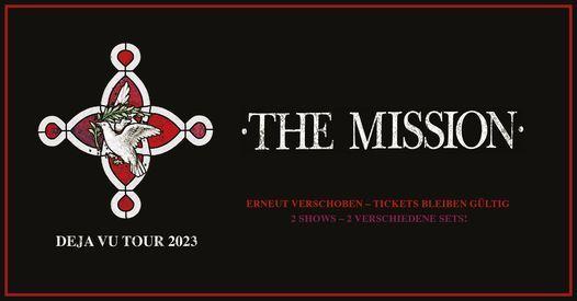 The Mission // Vienna // Neuer Ersatztermin 1, 17 March | Event in Vienna | AllEvents.in