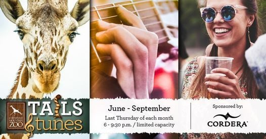 Tails & Tunes (21-and-up), 24 June | Event in Colorado Springs | AllEvents.in