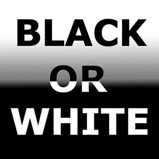 BLACK or WHITE Vol.35