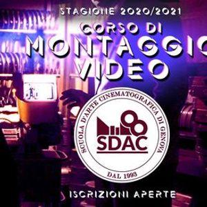 Corso di Montaggio Video a Genova