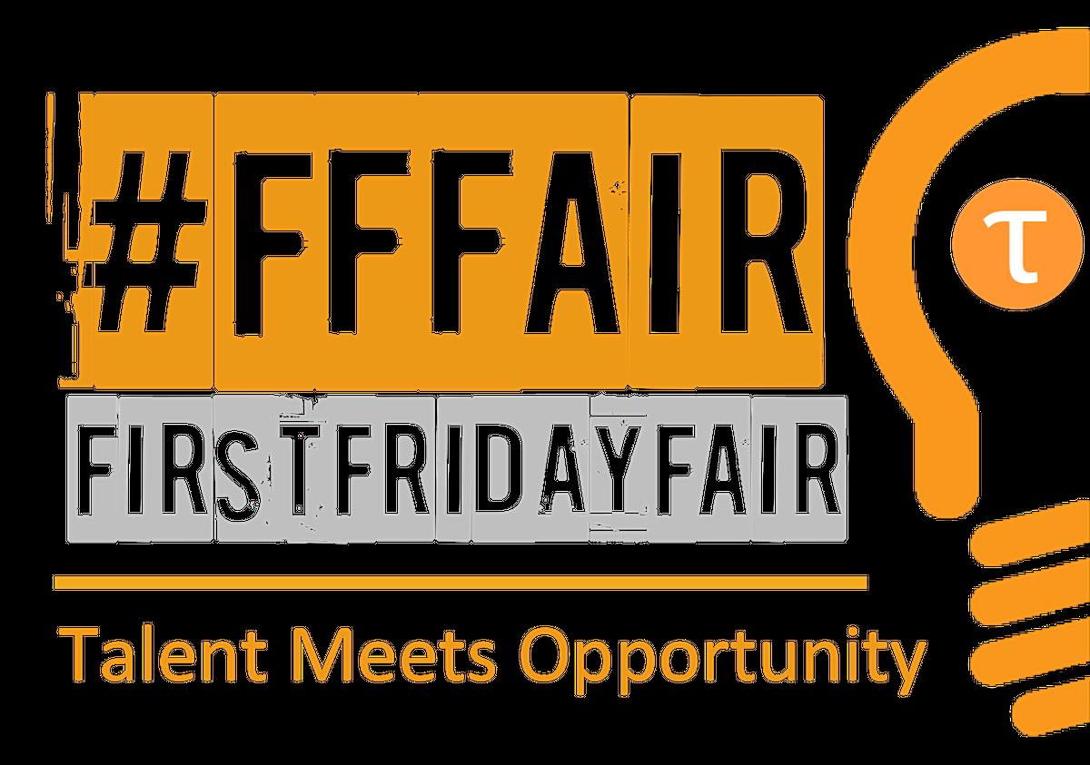 Monthly FirstFridayFair Business Data & Tech (Virtual Event)- SLC
