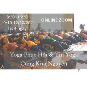 Yoga Phc Hi V Yin Yoga Online Cng Kim Nguyn