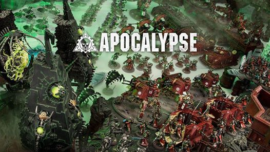 GTA ABLAZE: A Warhammer 40000 Apocalypse Event at Games