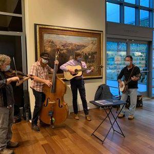 LiveCAM Wilmington Bluegrass School Instructor Band