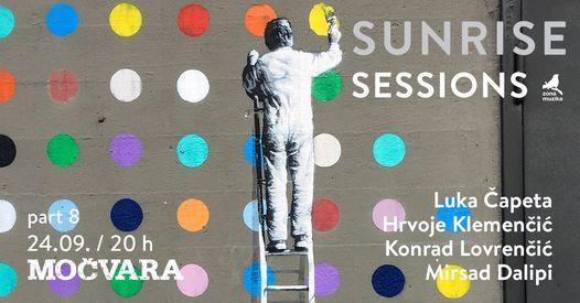 Sunrise Sessions: Močvara Edition - Part 8, 24 September   Event in Zagreb   AllEvents.in