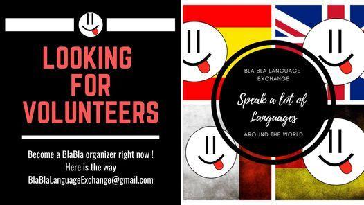 Bangkok BlaBla Language Exchange (currently online), 3 October   Event in Bangkok   AllEvents.in