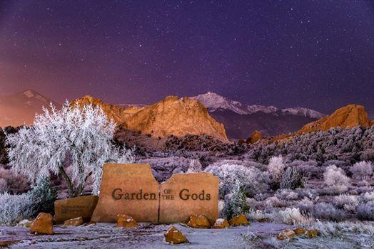 Winter Solstice Evening Hike Colorado Springs