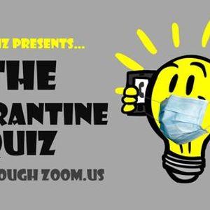 The Quarantine Quiz by Gee Quiz