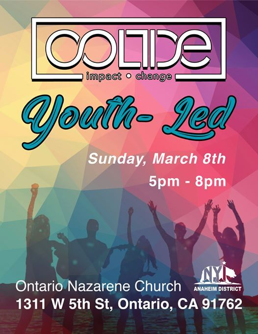 Youth Led Collide