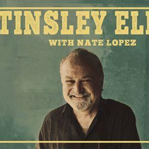 Tinsley Ellis w Nate Lopez at the Mystic Theatre