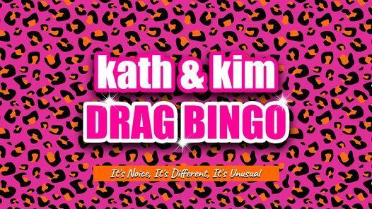 Kath & Kim Drag Bingo at Harmonie German Club