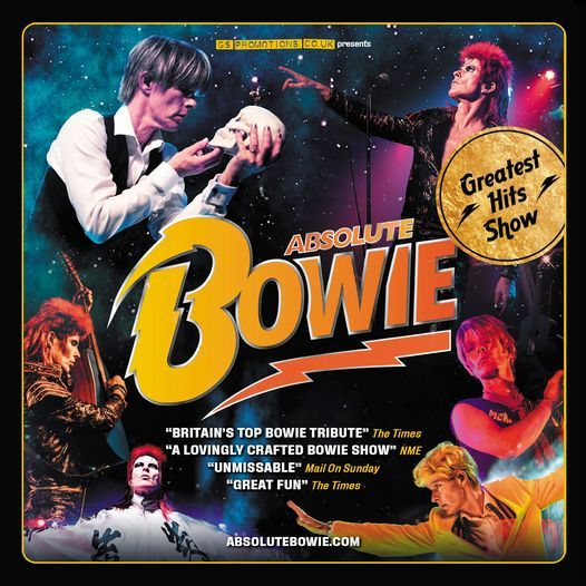 Absolute Bowie Hit Manchester 2021, 13 November | Event in Manchester | AllEvents.in