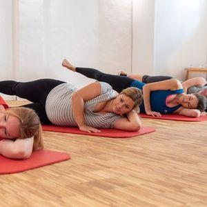 MamaWORKOUT - Kurs mit Babybauch (Schwangerschaftsgymnastik) morgens